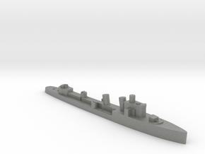 Italian Ostro destroyer WW2 1:3000 in Gray PA12