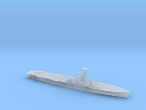 HMS Hermes (95) in Smooth Fine Detail Plastic