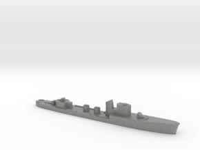 Italian Cassiopea Torpedo boat 1:3000 WW2 in Gray PA12