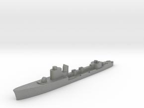 Italian Altair Torpedo boat 1:2400 WW2 in Gray PA12