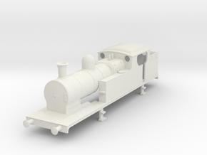 b-76-gcr-c13-loco in White Natural Versatile Plastic