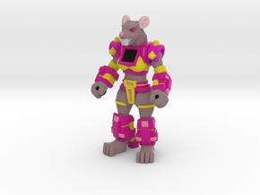 Reaver Rat (Full Color Sandstone) in Natural Full Color Sandstone: d3