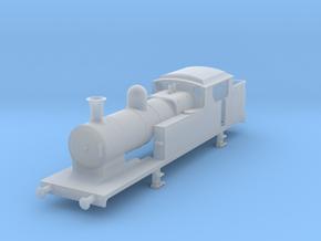 b-148fs-gcr-c13-loco in Smooth Fine Detail Plastic