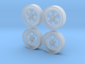 Crager GT wheels in Smoothest Fine Detail Plastic