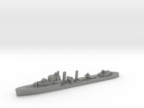 HMS Impulsive destroyer 1:1200 WW2 in Gray PA12