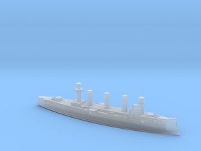 1/1250 Scale USS CA-3 Brooklyn Armored Cruiser in Smooth Fine Detail Plastic
