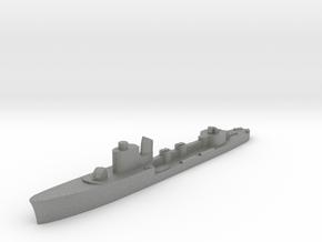 Italian Aldebaran torpedo boat 1:1800 WW2 in Gray PA12