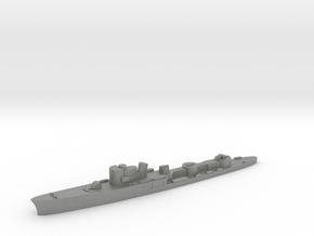 Italian Uragano torpedo boat 1:1800 WW2 in Gray PA12