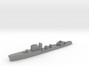 Italian Vega torpedo boat 1:3000 WW2 in Gray PA12