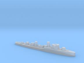 Soviet Uragan guard ship 1:3000 WW2 in Smoothest Fine Detail Plastic