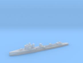 Italian Espero destroyer 1:1800 WW2 in Smoothest Fine Detail Plastic