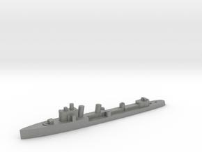 Italian Espero destroyer 1:2400 WW2 in Gray PA12