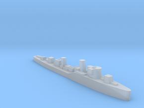 Soviet Burya guard ship 1:3000 WW2 in Smoothest Fine Detail Plastic