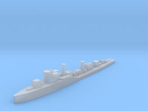 Soviet Metel' guard ship 1:1800 WW2 in Smoothest Fine Detail Plastic