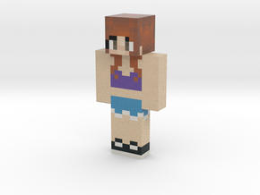 MrModDog | Minecraft toy in Natural Full Color Sandstone