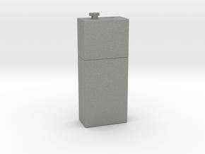 Total Medium Plastics Long Stage in Gray PA12