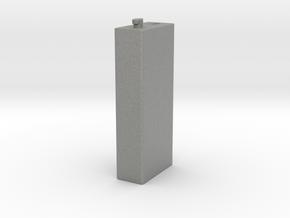Dual Medium MJF Plastic PA12 Long Stage in Gray PA12