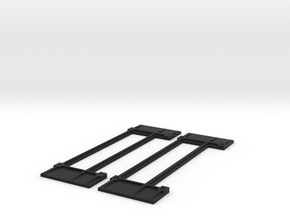 Element Rc Enduro Body Clamp in Black Natural Versatile Plastic