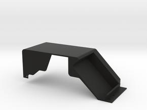 ELEMENT ENDURO INNER FENDER RF in Black Natural Versatile Plastic