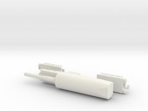 canon de 274 mm mle 1893 1/160 in White Natural Versatile Plastic