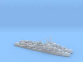US Gearing-Class Destroyer (x2) in Smooth Fine Detail Plastic