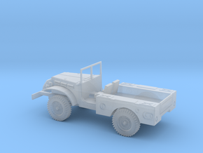 1/110 Scale Dodge WC-51 in Smooth Fine Detail Plastic