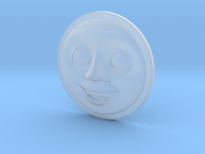 Thomas Face V3 (Spong) OO in Smooth Fine Detail Plastic: d00