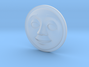 Thomas Face V2 (Spong) OO in Smooth Fine Detail Plastic: d00