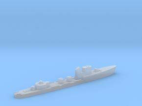 Italian Aretusa torpedo boat 1:3000 WW2 in Smoothest Fine Detail Plastic