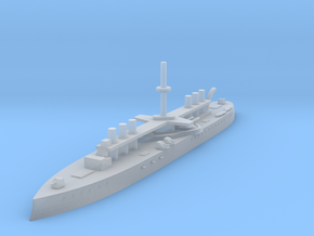1/1250 d'Italia Class in Smooth Fine Detail Plastic