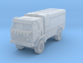 Kamaz 4911 Rally in Smoothest Fine Detail Plastic: 1:220 - Z