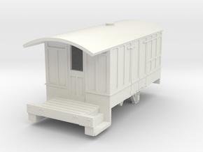 0-100-cavan-leitrim-4w-passenger-brakevan-body in White Natural Versatile Plastic