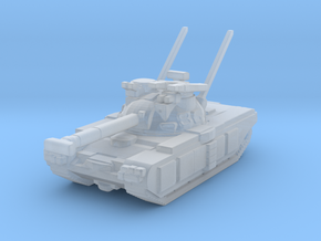 Assault tank Vanguard in Smooth Fine Detail Plastic