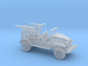 1/144 Scale Chevy M6 Bomb Servicing Truck in Smooth Fine Detail Plastic