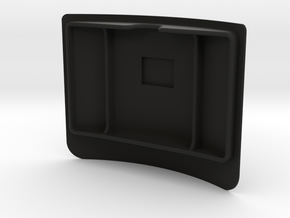 03 Roof in Black Natural Versatile Plastic