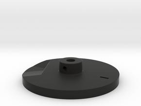 cranecamdisc v6 in Black Natural Versatile Plastic
