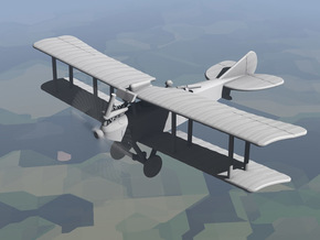 Albatros C.III (Benz) in White Natural Versatile Plastic: 1:144
