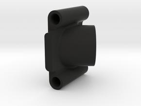 TBS SourceOne Foxeer VTX Antenna Mount in Black Natural Versatile Plastic