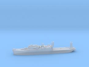USS Pine Island seaplane tender 1:3000 WW2 in Smoothest Fine Detail Plastic