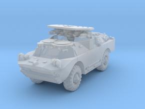 BRDM 2 Sagger (open) 1/200 in Smooth Fine Detail Plastic