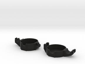 Cardiology II in Black Natural Versatile Plastic