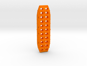 2 x Traction mats / sand ladders in Orange Processed Versatile Plastic