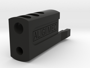 The Professional Compensator for M9 and M92 in Black Natural Versatile Plastic