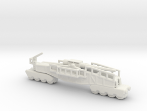 24cm L/35 Theodor Bruno 1/144 in White Natural Versatile Plastic