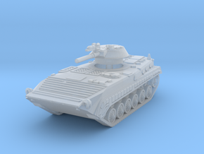 BMP 1 with rocket 1/160 in Smooth Fine Detail Plastic