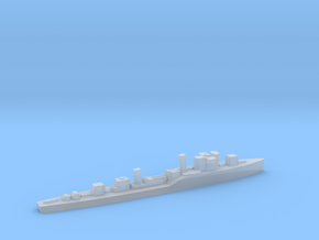 Soviet Grom guard ship 1:2400 WW2 in Smoothest Fine Detail Plastic