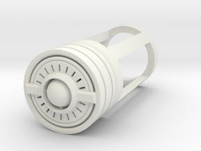 Blade Plug - Starkiller in White Natural Versatile Plastic