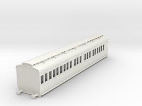 o-43-gcr-baggage-composite-coach in White Natural Versatile Plastic