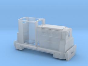 TR Midlander 7mm in Smooth Fine Detail Plastic