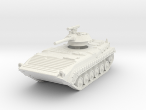 BMP 1 P 1/72 in White Natural Versatile Plastic